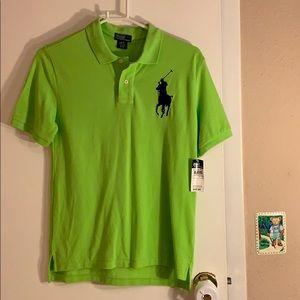 Ralph Lauren Line Green Polo (14/16)